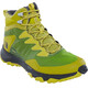 The North Face Ultra Fastpack III Mid GTX Sko Herrer gul/grøn